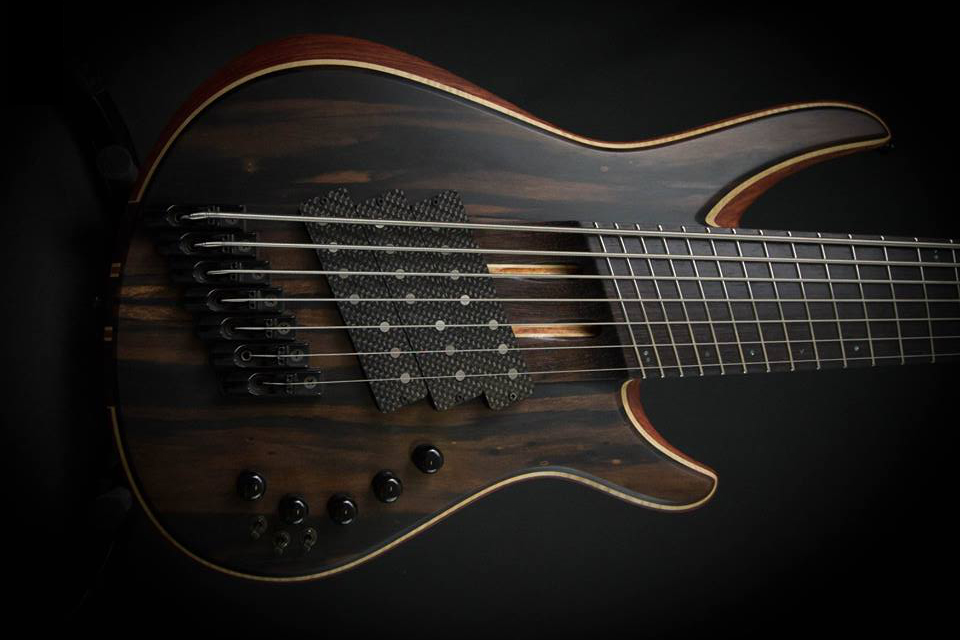 Aviator Guitars Bomber 7 Bass Body