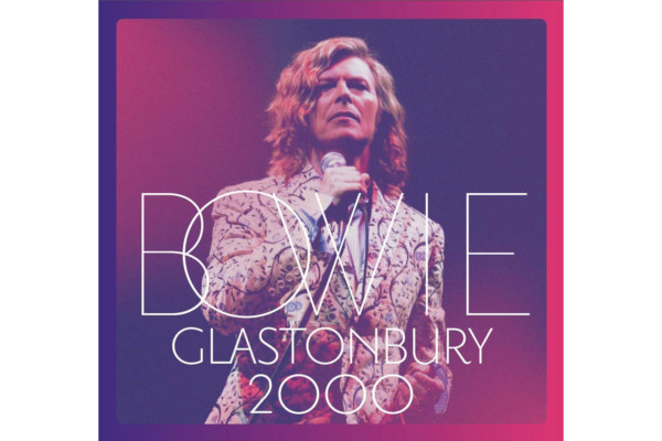 David Bowie's Glastonbury 2000 Performance Released as Live Album