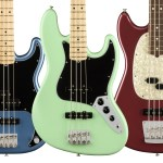Fender Announces the American Performer Series Basses