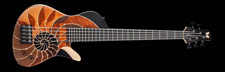 Fodera Masterbuilt Nautilus Bass