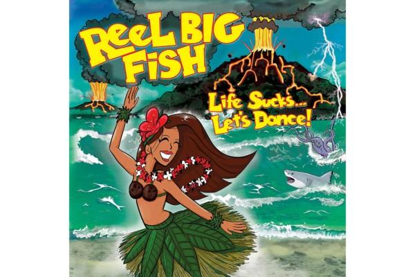 "Reel Big Fish Returns with ""Life Sucks… Let's Dance"""