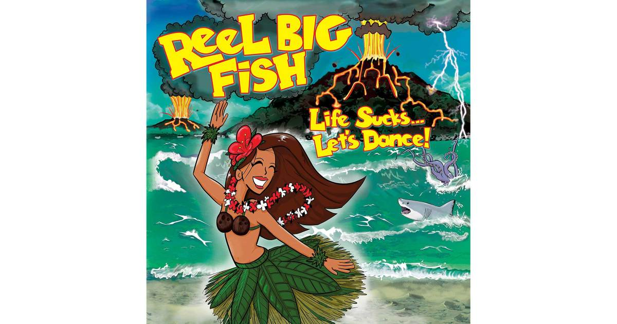 "Reel Big Fish Returns with ""Life Sucks… Let's Dance"""