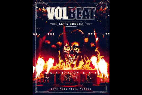 "Volbeat Releases ""Let's Boogie! Live from Telia Parken"""