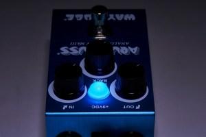 W-Music Distribution RockBoard LED Damper with Light