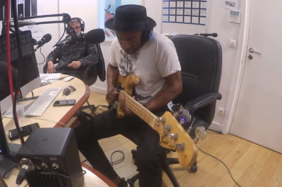 Marcus Miller: Live Session at Deli Express