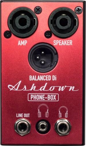 Ashdown Engineering Phone Box Pedal