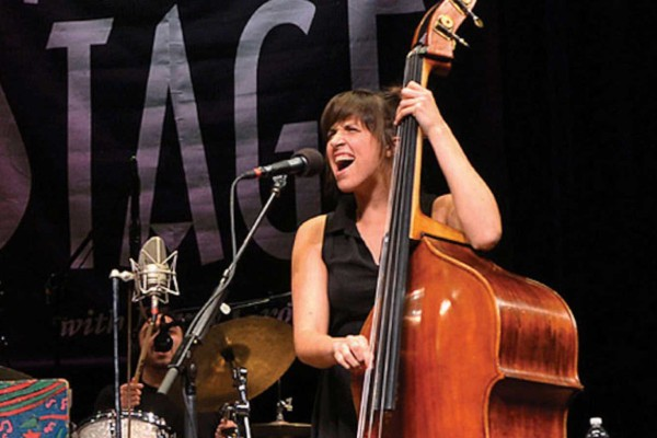 2018 Reader Favorite Bassists – #8: Bridget Kearney