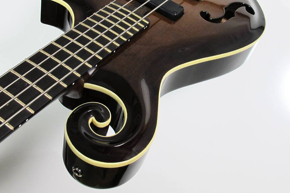 """Bass of the Week: Citron Guitars Byron """"F"""" Style Bass"""