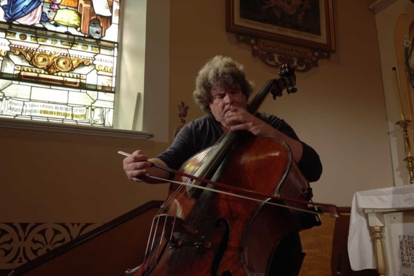 Joel Quarrington: J.S. Bach Sixth Suite BWV 1012