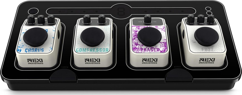 NEXI Bass Pedalboard
