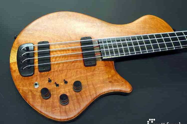 Scott French SF4 Bass