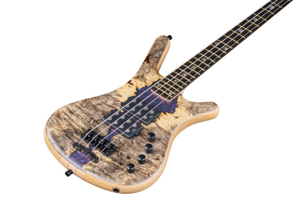 Warwick Unveils Masterbuilt and Teambuilt Corvette $$ LTD 2019 Basses