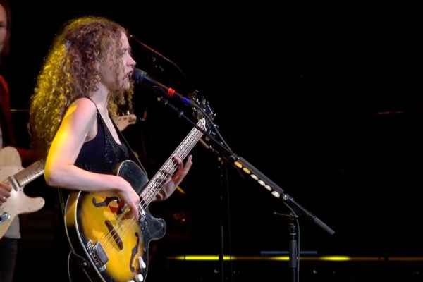 Tal Wilkenfeld Heads Out on Tour
