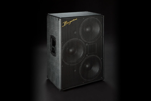 Bergantino Introduces the HG412 Bass Cabinet