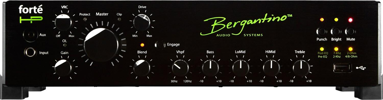 Bergantino forté HP Bass Amp