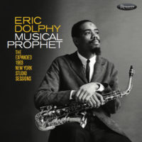 New Eric Dolphy Album Features Richard Davis, Eddie Kahn