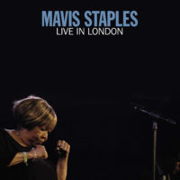 "Mavis Staples Releases ""Live in London"""