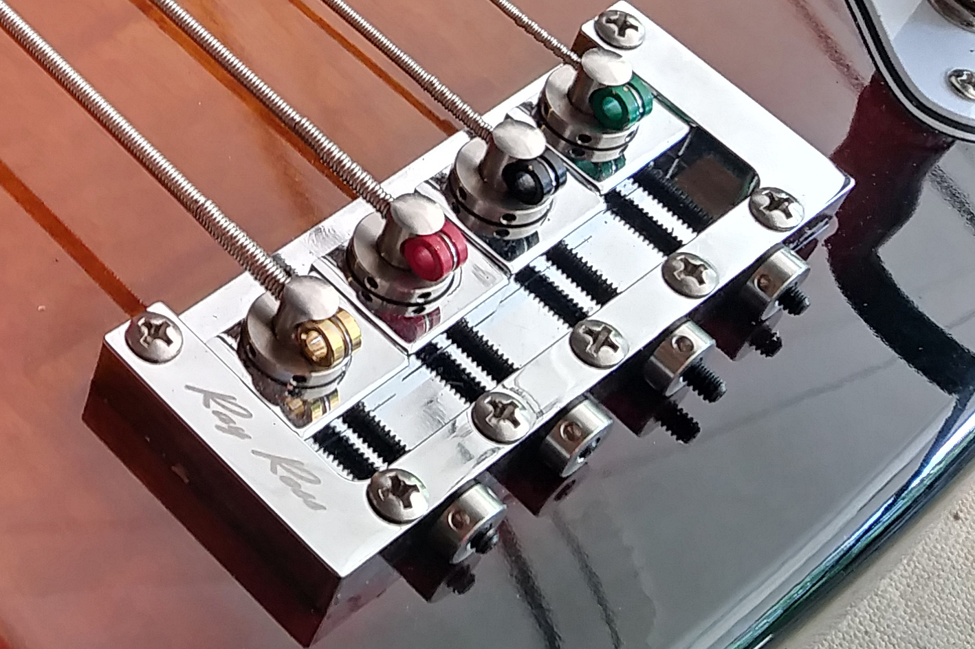 Ray Ross Bass Bridge