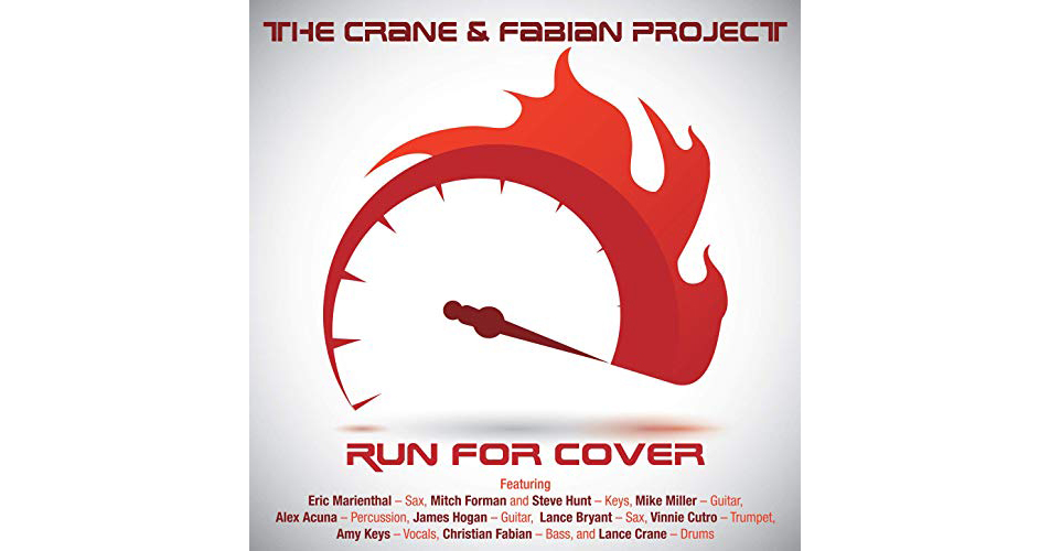 The Crane & Fabian Project Returns with ?Run For Cover?