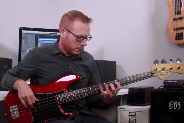 Stuart Clayton: Giants of Bass – Duck Dunn