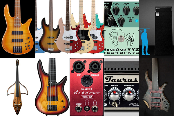 Bass Gear Roundup: The Top Gear Stories in January 2019