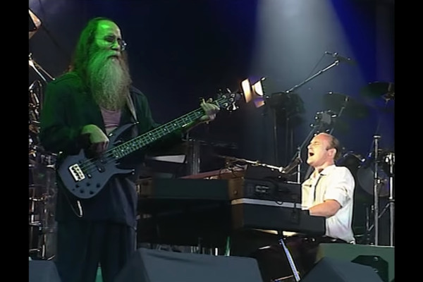 Leland Sklar Cam: Inside Out