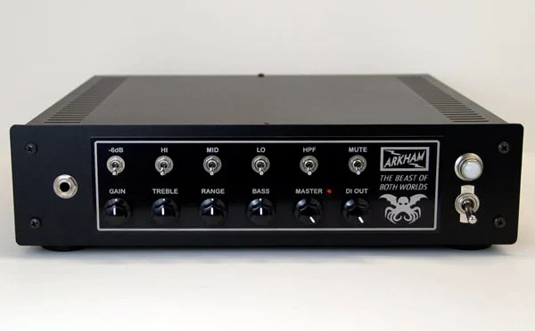 Arkham Sound Introduces The Beast of Both Worlds Bass Amp