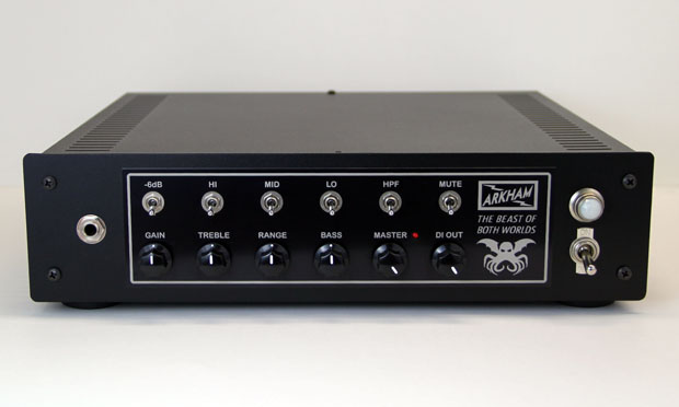 Arkham Sound The Beast of Both Worlds Bass Amp