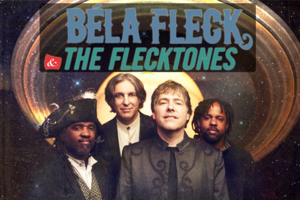 Béla Fleck & The Flecktones Announce 30th Anniversary Tour Dates