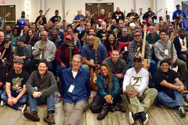 2019 Gerald Veasley's Bass Bootcamp To Feature Marcus Miller