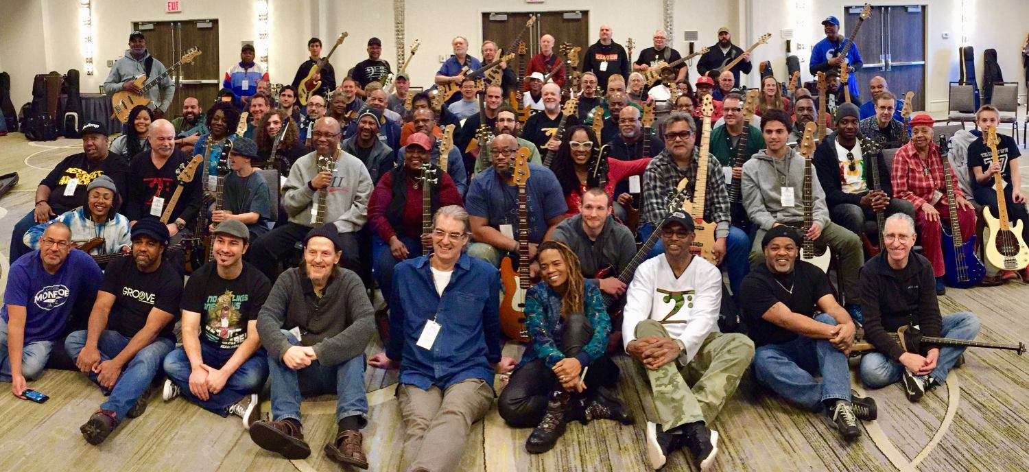 Gerald Veasley's Bass Bootcamp 2018 Photo