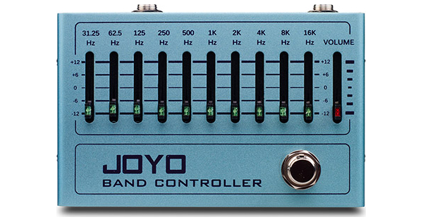 Joyo Audio Introduces the Band Controller