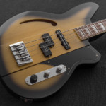 Reverend Guitars Announces the Brad Houser Basshouser Fatfish 32 Bass