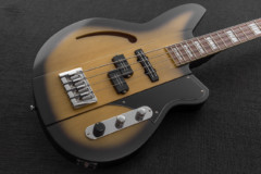 Reverend Guitars Announces the Brad Houser Basshouser Fatfish 32 Bass