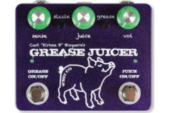 West Co Pedals Now Shipping the Curt Bisquera Grease Juicer Pedal