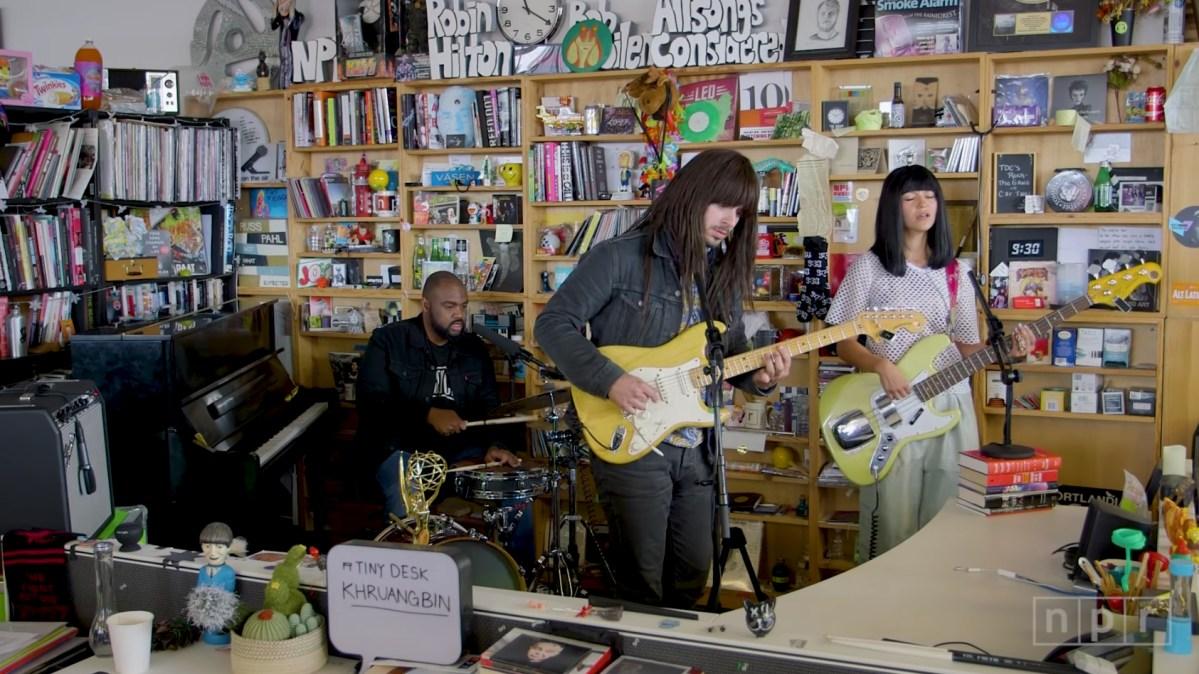 Khruangbin: NPR Music Tiny Desk Concert – No Treble