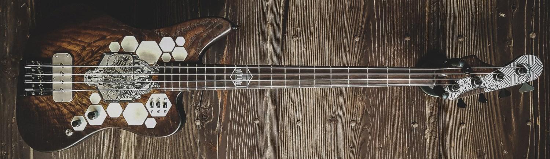 Atelier Kraken Mammoth Bass