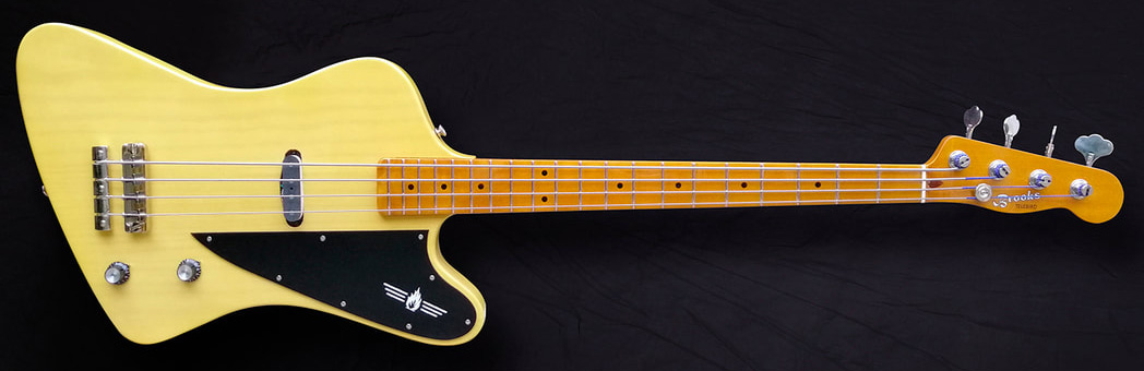 Brooks Telebird Bass