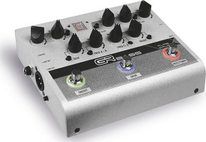GR Bass Pure Drive Pedal
