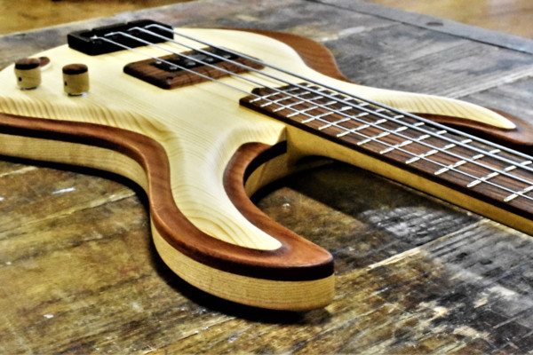 Bass of the Week: Cosmic Woodworking Jupiter Bass