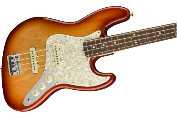 Fender Announces Limited Edition Lightweight Ash American Professional Jazz Bass