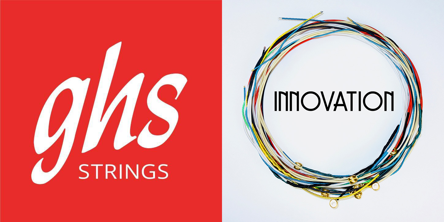 GHS and Innovation Bass Strings