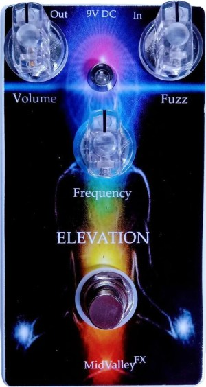 Mid Valley FX Elevation Fuzz Pedal