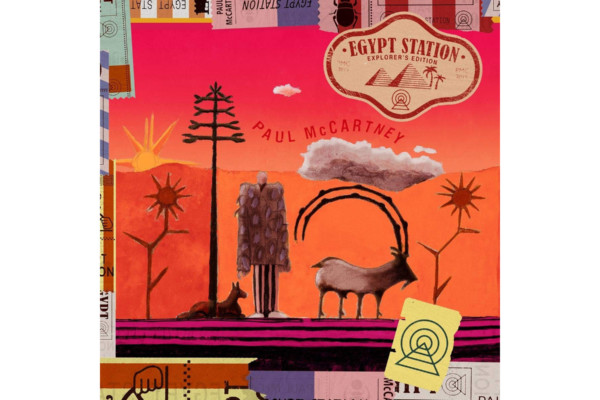 "Paul McCartney Expands ""Egypt Station"" with ""Explorer's Edition"""