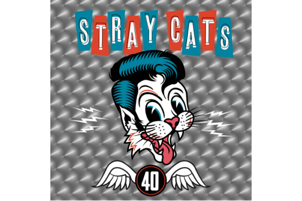 "The Stray Cats Return with ""40"""