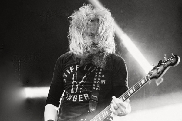 Mastodon's Troy Sanders to Join Thin Lizzy for Summer Festival Dates