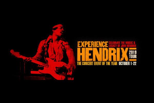 Experience Hendrix Tour Announces Fall Dates