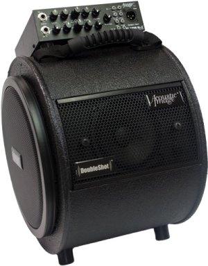 Acoustic Image DoubleShot Cabinet Combo