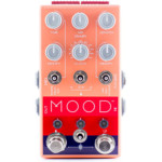 Chase Bliss Audio Announces the MOOD Granual Micro-Looper / Delay Pedal