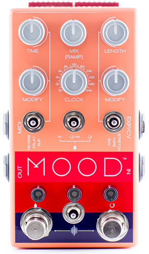 Chase Bliss Audio MOOD Pedal